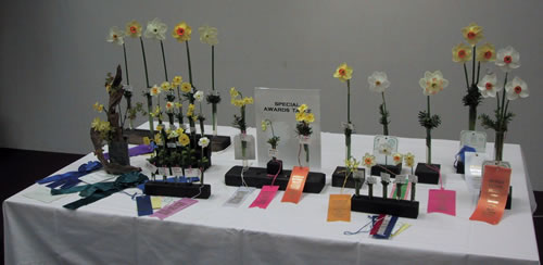 2006 Awards Table